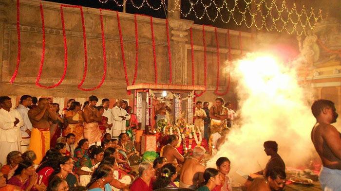 koneswaram virutcham