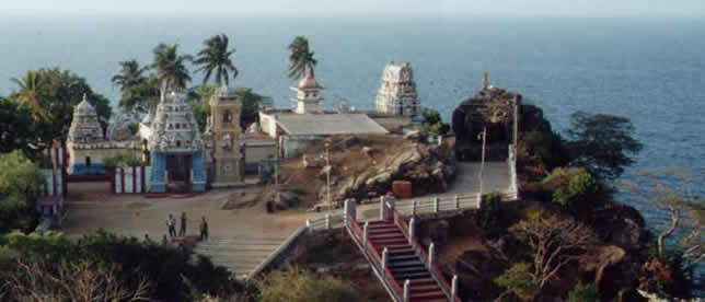 koneswaram old view